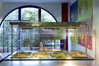 Alimentación Colegio Mayor Valencia Galileo Galilei