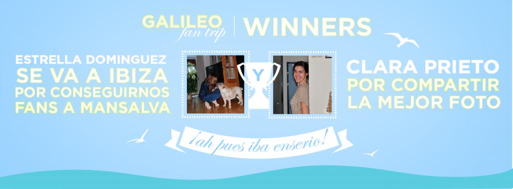 colegio mayor valencia galileo galilei, ganadores Galileo Fan Trip