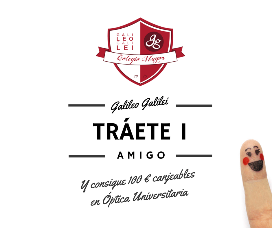 colegio mayor valencia Galileo Galilei Gali Amigos 2015-1
