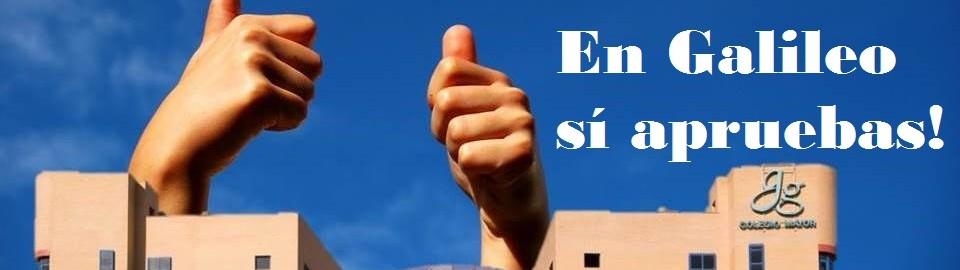 Colegio Mayor Valencia Galileo Galilei Apruebas