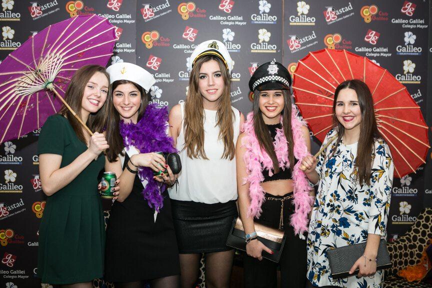 Fiestas y Eventos Colegio Mayor Galileo Galilei de Valencia