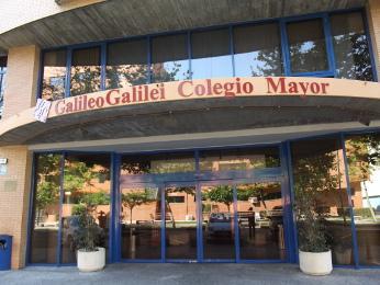 Tranquilidad Colegio Mayor Valencia Galileo Galilei