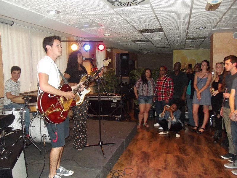 Concierto estudiantes Berklee College of Music Valencia Campus