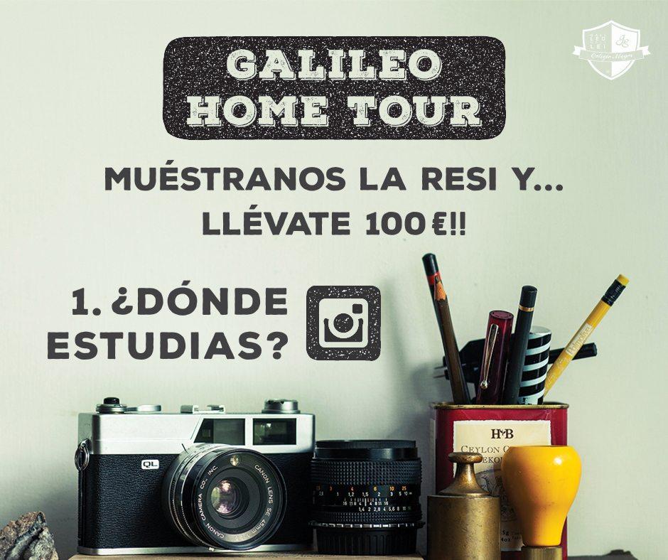 Galileo Galilei Home Tour