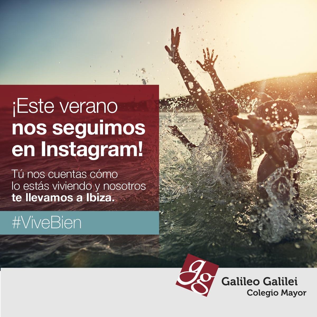 Colegio Mayor Valencia - Viaje a Ibiza