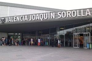 Estación Joaquín Sorolla