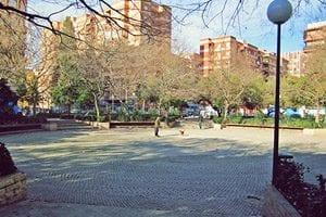 Plaza del Cedro