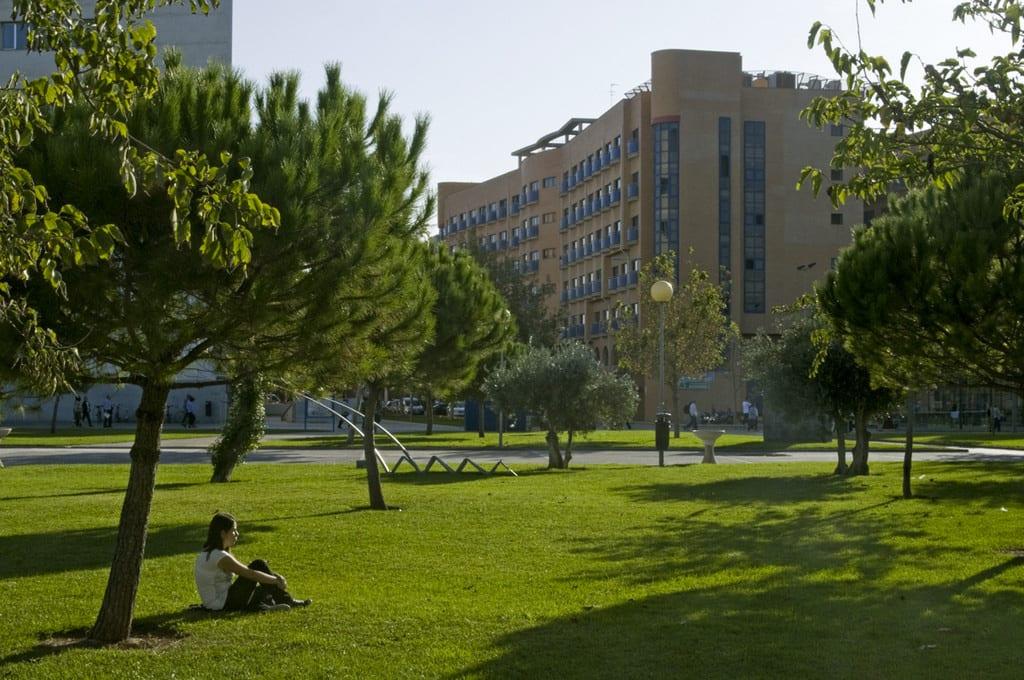 Campus y Universidad Politécnica de Valencia - Residencia Universitaria en Valencia Galileo Galilei
