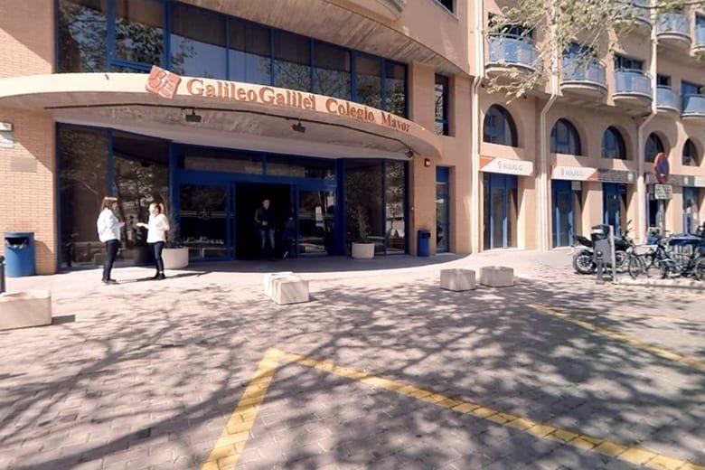 Conoce la Residencia Universitaria en Valencia Galileo Galilei