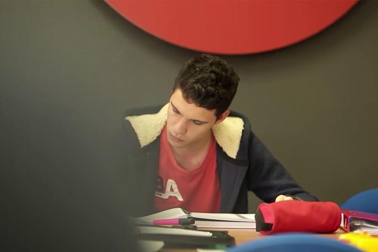 Aulas de estudio en Residencia Universitaria en Valencia Galileo Galilei