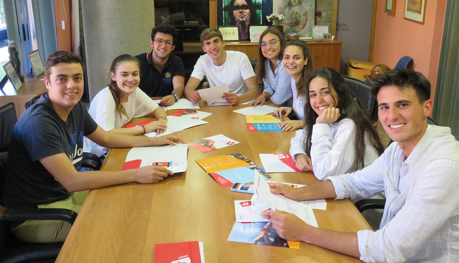 Presentación oficial del Consejo Escolar